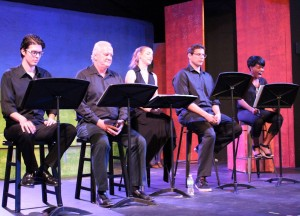 Open Hand Staged Reading N
