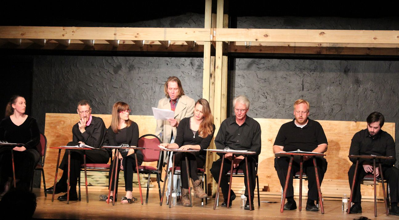 Staged Reading Of Amateur Play