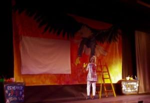 The Eagle Takes Flight 02