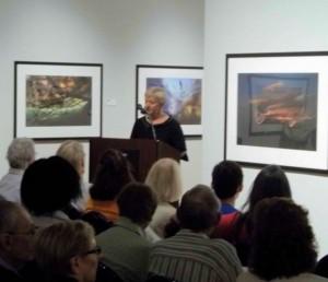 At Bob Rauschenberg Gallery 01