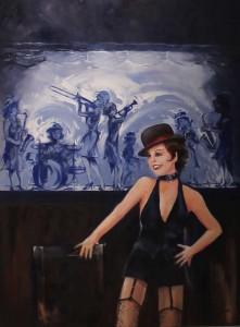 Benson's Cabaret at Grant Recipient Exhibition