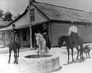 Florida Abbie Heitman on Horseback 2