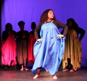 Monica De La Torre (Lady in Blue) 03S