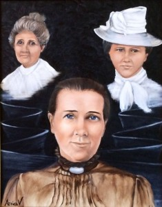 Olive Stout Portrait 1
