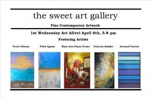 Sweet April 01