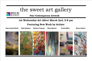 Sweet Art March 2016  01