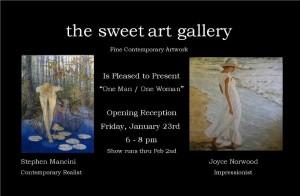 Sweet Art Show