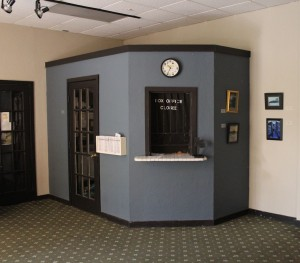 Foulds Theatre Ticket Office