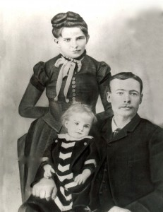 Thompson, Laura Jane Hendry & Family S