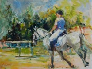Tracy Horse 3