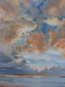Biolchini Sky Painting