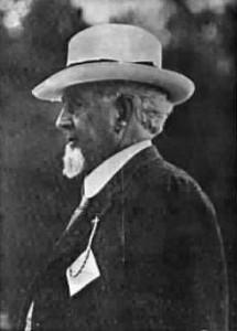 Capt. Francis Asbury Hendry