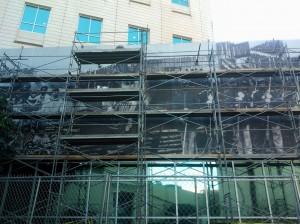 Revelle Mural Repairs 04