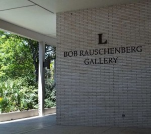 Bob Rauschenberg Gallery 01