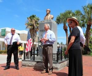 Mayor Henderson Speaks 2
