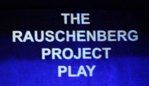 Rauschenberg Project Play 2