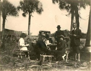 Edison Ford Camping Trip