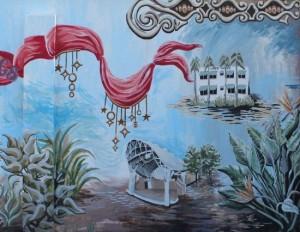 Reflections of Bonita July 2015 Third Panel S