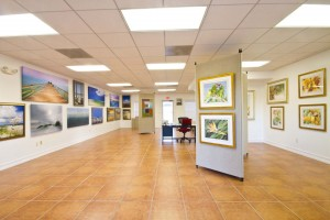 inside the gallery 01