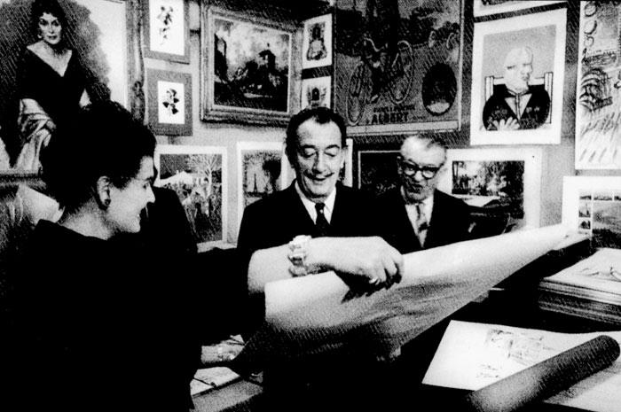 Salvador Dali Father