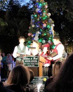 Christmas Tree Lighting 09