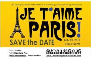 Je t aime Paris 1