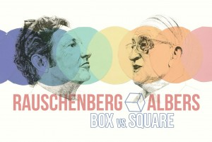 Rauschenberg and Albers 1 A