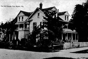 Hill House Prior to 1916