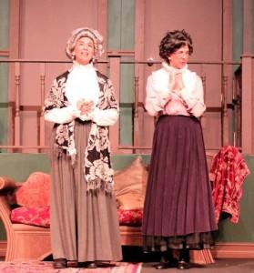 Abby and Martha C