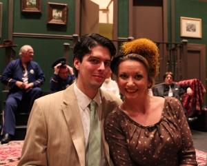 Alejandro and Dena A