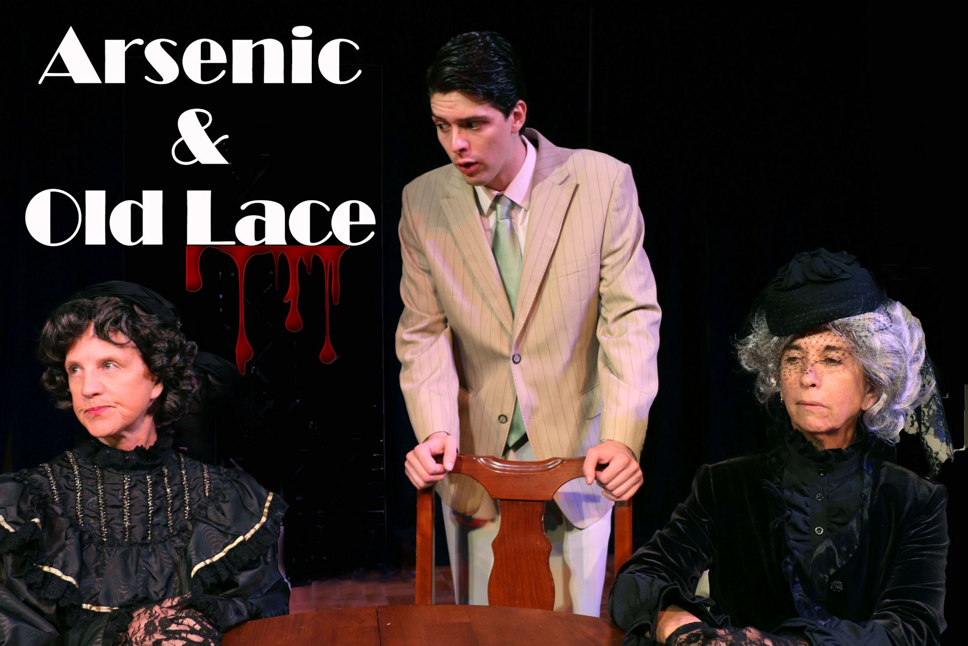 an overview of the play arsenic and old lace Arsenic and old lace review a rsenic and old lace is a play by american playwright joseph kesselring it was written in 1939 and opened public performances in january 10, 1941.