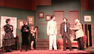 Arsenic and Old Lace E