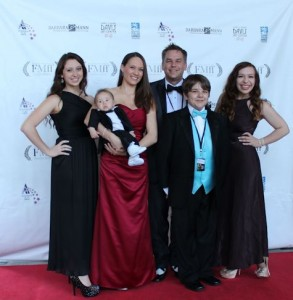 On the red carpet with the Raddatzes 01