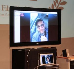 Josh Fox Skype H