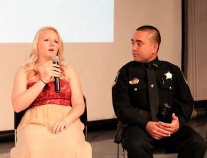 Kaitlyn and the Deputy B