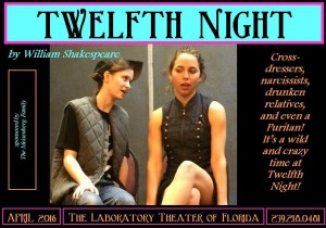 Twelfth Night Promo 1