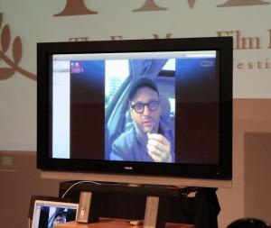 Josh Fox Skype A