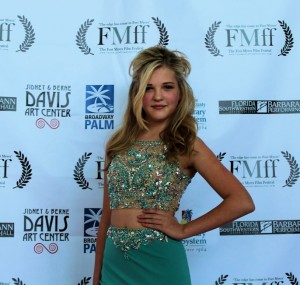 Kaycie Lee on the Red Carpet 02