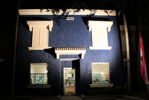 Exterior at night 01