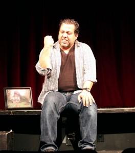 Miguel Cintron in The Gun Show 09
