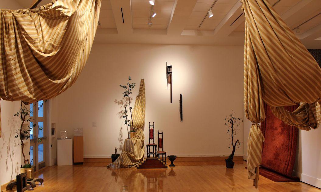 U0027Accumulating Interiorsu0027 Gallery Talk Rescheduled For November 3