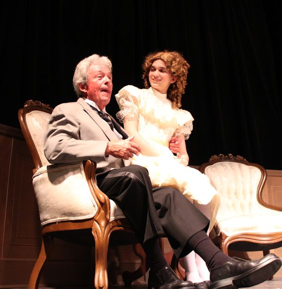 Jim Yarnes Is Pinchwife In Theatre Conspiracy S The