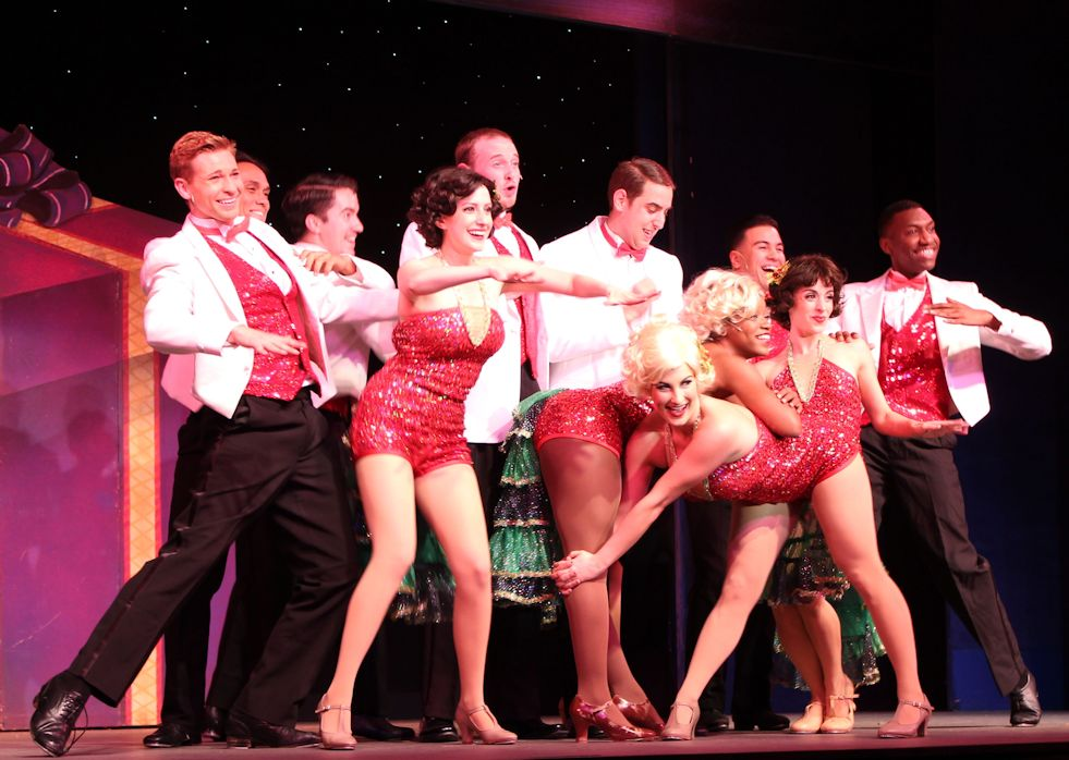 Broadway Palm's 'White Christmas' delivers on multiple levels ...