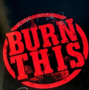 Burn This 1