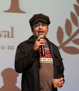 Screenwriter Cesar Aguilera 02