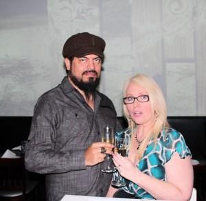 Cesar Aguilera at Blu Sushi 02