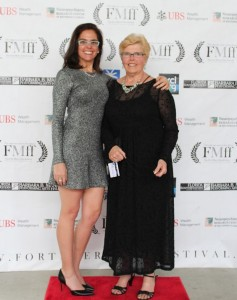 Michele Poulos with mom, Jeannette Cutone2