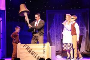 Broadway Palm Christmas Story Promo Shot 2