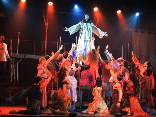 masterful choreography functions as a character that's every bit as important as the set, costumes and the actors comprising this impossibly large cast of ...