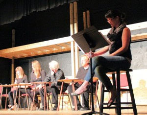 Staged Reading 02S